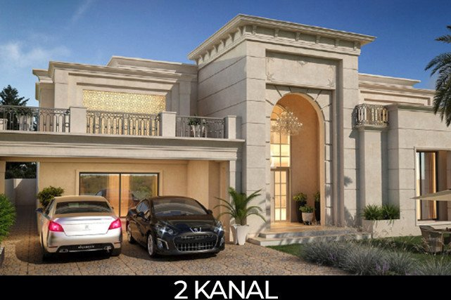 Capital Smart City Islamabad Big Spacious fully constructed 2 Kanal Luxury House and Smart Villa Beautiful Aesthetic Design