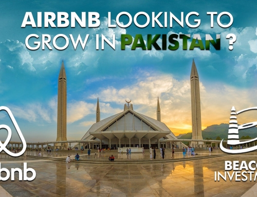 Is Airbnb the next trend looking to take a foothold in the capital city of Pakistan just as Uber has?